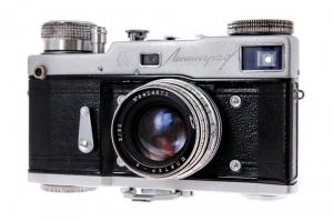 Leningrad + Jupiter-8 50mm f/20