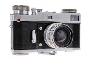 Leningrad + Jupiter-8 50mm f/22