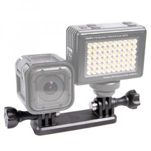 Litra Double Mount - suport dublu pentru lampile LED Litra Torch sau Litra Pro0