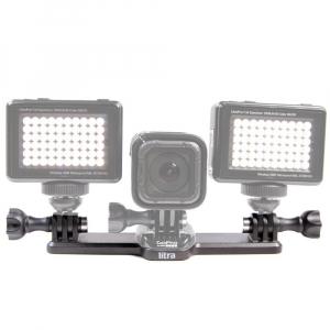 Litra Triple Mount - suport triplu pentru lampile LED  Litra Torch sau Litra Pro0