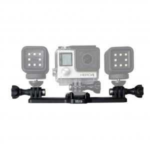 Litra Triple Mount - suport triplu pentru lampile LED  Litra Torch sau Litra Pro1
