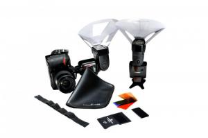 LumiQuest Wedding/Event Kit (LQ-134) - kit modificatoare de lumina pentru eveniment0