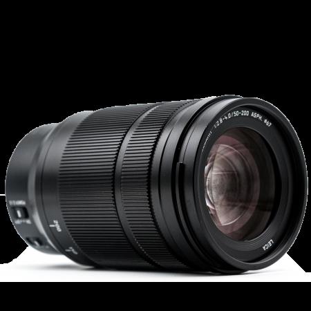LUMIX G LEICA DG VARIO-ELMARIT 50-200mm F2.8-4.0 Obiectiv Profesional Mirrorless Asferic - Second Hand [4]