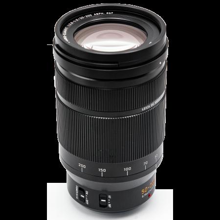 LUMIX G LEICA DG VARIO-ELMARIT 50-200mm F2.8-4.0 Obiectiv Profesional Mirrorless Asferic - Second Hand [0]