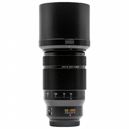 LUMIX G LEICA DG VARIO-ELMARIT 50-200mm F2.8-4.0 Obiectiv Profesional Mirrorless Asferic - Second Hand [13]