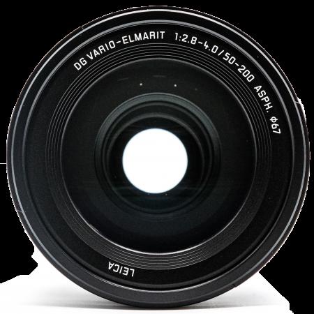 LUMIX G LEICA DG VARIO-ELMARIT 50-200mm F2.8-4.0 Obiectiv Profesional Mirrorless Asferic - Second Hand [5]