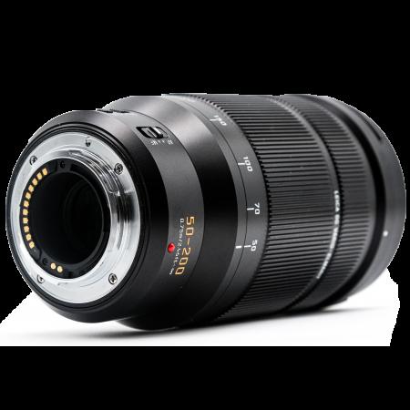 LUMIX G LEICA DG VARIO-ELMARIT 50-200mm F2.8-4.0 Obiectiv Profesional Mirrorless Asferic - Second Hand [7]