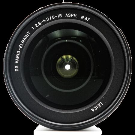 LUMIX G LEICA DG VARIO-ELMARIT 8-18MM F2.8-4.0 Obiectiv Profesional Mirrorless Asferic - Second Hand [7]
