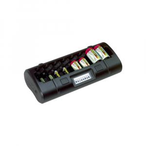 Maha Powerex MH-C808M - Incarcator pt 8 acumulatori (tip AA, AAA, C, D) [1]