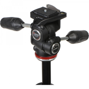 Manfrotto 290 XTRA3-3W , kit trepied foto cu cap 3 way3