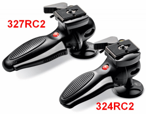 Manfrotto 324RC2 - cap foto tip joystick [6]