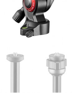 Manfrotto Cap video fluid Befree Live [1]