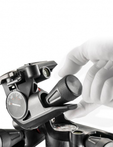 Manfrotto MHXPRO Geared - 3 WG - cap foto micrometric [4]