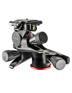 Manfrotto MHXPRO Geared - 3 WG - cap foto micrometric0