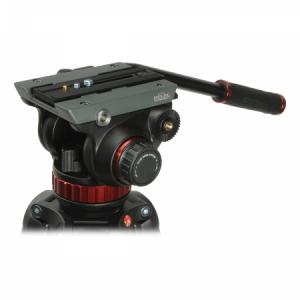 Manfrotto MVK502AM - Kit trepied video+ cap video MVA502A 2