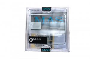 MAS ecran protectie sticla LCD - pentru Nikon D7100, D7200 1