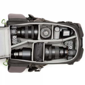 MindShift BackLight 18L Charcoal - rucsac foto10
