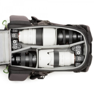 MindShift BackLight 18L Charcoal - rucsac foto11