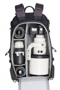 MindShift BackLight 36L Charcoal - rucsac foto6