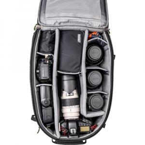 MindShift  FirstLight 30L (Charcoal) - rucsac foto + laptop3