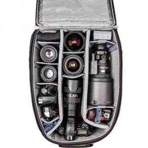 MindShift  FirstLight 40L (Charcoal) - rucsac foto + laptop5