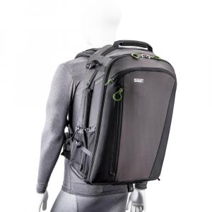 MindShift  FirstLight 40L (Charcoal) - rucsac foto + laptop9