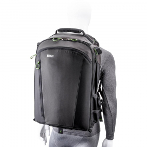 MindShift  FirstLight 40L (Charcoal) - rucsac foto + laptop8