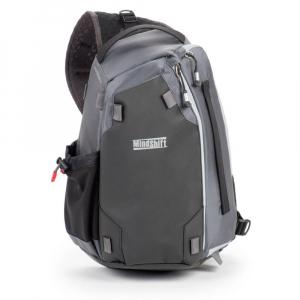 MindShiftGear PhotoCross 10 - Carbon Grey - rucsac cu o singura bretea0