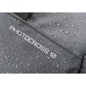 MindShiftGear PhotoCross 10 - Carbon Grey - rucsac cu o singura bretea3