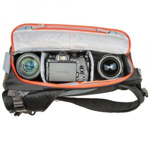 MindShiftGear PhotoCross 13 - Carbon Grey - rucsac cu o singura bretea [8]