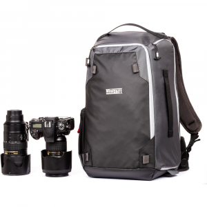 MindShiftGear PhotoCross 15 Backpack - Carbon Grey - rucsac foto2