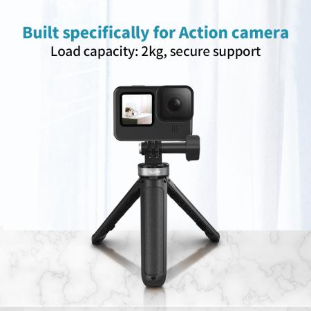 Mini trepied cu selfie stick pentru camere de actiune Gopro - GP-MNP-092-X [2]