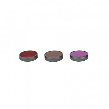 Set de filtre pentru DJI OSMO, pentru fotografii/ filmari subacvatice  - OS-FLT-T01 [15]