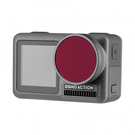 Set de filtre pentru DJI OSMO, pentru fotografii/ filmari subacvatice  - OS-FLT-T01 [2]