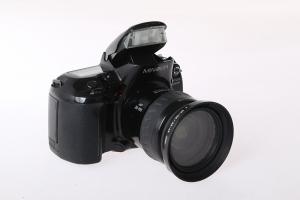 Minolta Dynax 800si + Minolta AF xi 28-105mm f/3,5-4,5 (S.H.)1
