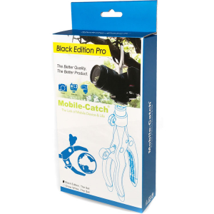 Mobile-Catch Black Edition Pro Clamp - clema prindere cu suport1