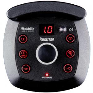 Multiblitz X10 - 1000 Ws , blitz studio montura V1