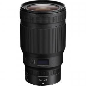 NIKKOR Z 50mm f/1.2 S Obiectiv foto mirrorless0