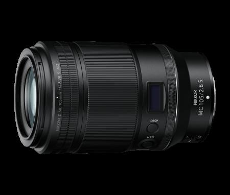 NIKKOR Z MC 105mm f/2.8 VR S  - Obiectiv foto mirrorless [0]