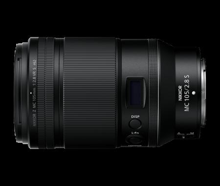 NIKKOR Z MC 105mm f/2.8 VR S  - Obiectiv foto mirrorless [1]