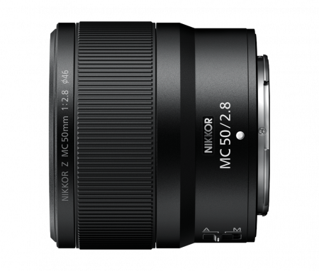 NIKKOR Z MC 50mm f/2.8 Obiectiv foto mirrorless macro [1]
