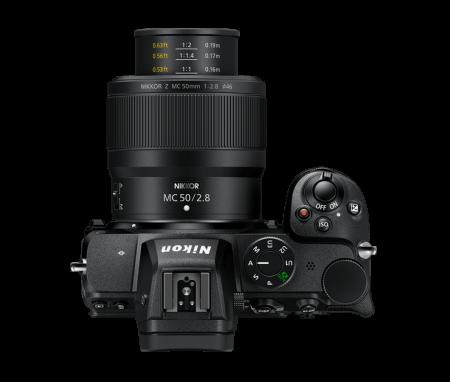 NIKKOR Z MC 50mm f/2.8 Obiectiv foto mirrorless macro [5]