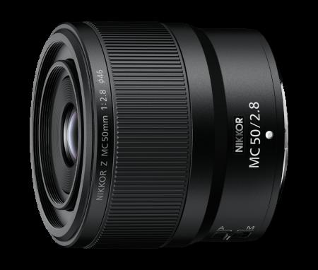 NIKKOR Z MC 50mm f/2.8 Obiectiv foto mirrorless macro [0]