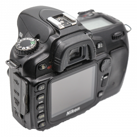 Nikon D80 S.H.(Second Hand) [5]