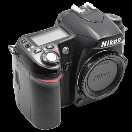 Nikon D80 S.H.(Second Hand) [3]