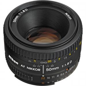 Nikon AF 50mm f/1.8D [0]