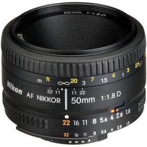 Nikon AF 50mm f/1.8D [1]