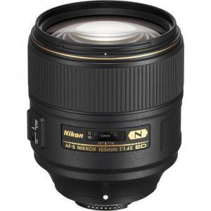 Nikon AF-S 105mm f/1.4E  ED0