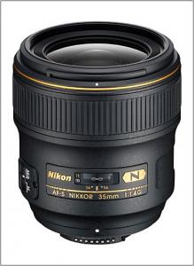 Nikon AF-S 35mm f/1.4 G0