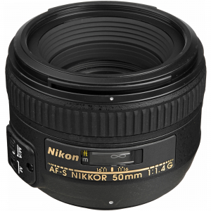 Nikon AF-S 50mm f/1.4 G1